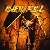 Overkill - ReliXIV - CD-Cover