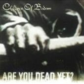 Children Of Bodom - Are You Dead Yet? - CD-Cover