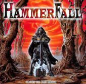 Hammerfall - Glory To The Brave - CD-Cover