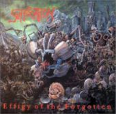 Suffocation - Effigy Of The Forgotten - CD-Cover