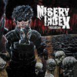 Cover - Misery Index – Discordia