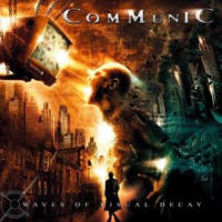 Communic - Waves Of Visual Decay - Cover