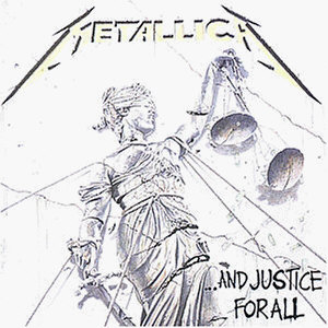 Metallica - ...And Justice For All - Cover