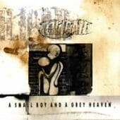 Caliban - A Small Boy And A Grey Heaven - CD-Cover