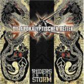 Die Apokalyptischen Reiter - Riders On The Storm - CD-Cover