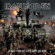 Iron Maiden - A Matter Of Life And Death - Cover
