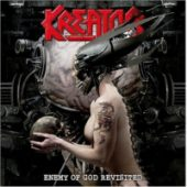 Kreator - Enemy Of God Revisited - CD-Cover