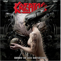Kreator - Enemy Of God Revisited - Cover