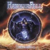 Hammerfall - Threshold - CD-Cover