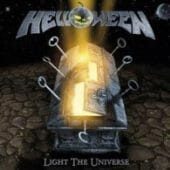 Helloween - Light The Universe (EP) - CD-Cover