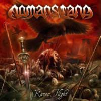 Nomans Land - Raven Flight - Cover
