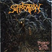 Suffocation - Pierced From Within - CD-Cover