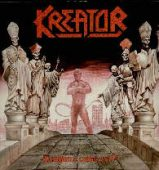 Kreator - Terrible Certainty - CD-Cover