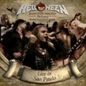 Helloween - Keeper Of The Seven Keys – The Legacy World Tour 2005/2006 Live In Sao Paulo - CD-Cover