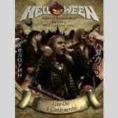 Helloween - Keeper Of The Seven Keys – The Legacy World Tour 2005/2006 Live On 3 Continents (DVD) - CD-Cover