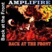 Amplifire - Back At The Front - CD-Cover