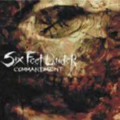 Six Feet Under - Commandment - CD-Cover