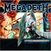 Megadeth - United Abominations - CD-Cover