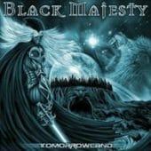 Black Majesty - Tomorrowland - CD-Cover