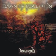Dawn Of Perception - Fragments - Cover