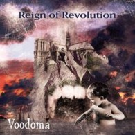 Voodoma - Reign of Revolution - Cover