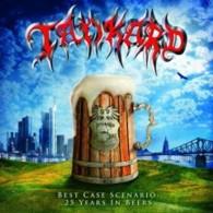 Tankard - Best Case Scenario: 25 Years In Beers - Cover