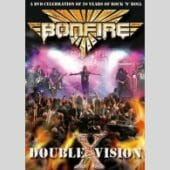 Bonfire - Double Vision (DVD) - CD-Cover