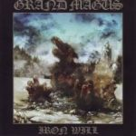 Cover - Grand Magus – Iron Will