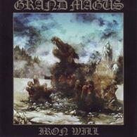 Grand Magus - Iron Will - Cover