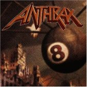 Anthrax - Volume 8 – The Threat Is Real - CD-Cover