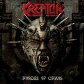 Kreator - Hordes Of Chaos - CD-Cover