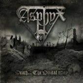 Asphyx - Death... The Brutal Way - CD-Cover