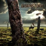 Brainstorm - Memorial Roots - Cover