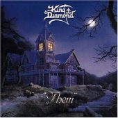 King Diamond - Them - CD-Cover