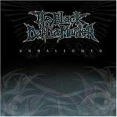 The Black Dahlia Murder - Unhallowed - CD-Cover
