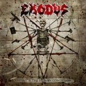 Exodus - Exhibit B: The Human Condition - CD-Cover