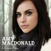 Amy MacDonald - A Curious Thing (Re-Release) - CD-Cover