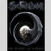 Six Feet Under - Wake The Night! Live in Germany (DVD) - CD-Cover