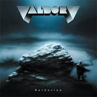 Valborg - Barbarian - Cover