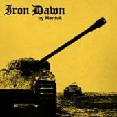 Marduk - Iron Dawn (EP) - CD-Cover