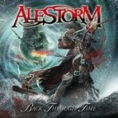 Alestorm - Back Through Time (-) - CD-Cover