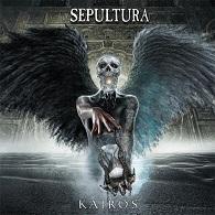 Sepultura - Kairos - Cover