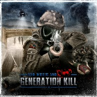 Generation Kill - Red White And Blood - Cover