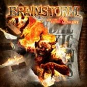 Brainstorm - On The Spur Of The Moment - CD-Cover
