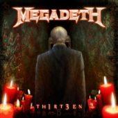 Megadeth - Th1rt3en - CD-Cover