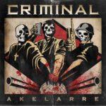 Cover - Criminal – Akelarre