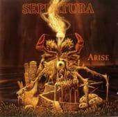 Sepultura - Arise - CD-Cover