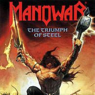 Manowar - The Triumph Of Steel - Cover