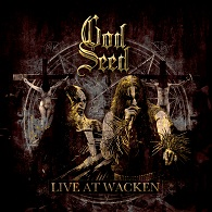 God Seed - Live At Wacken 2008 - Cover