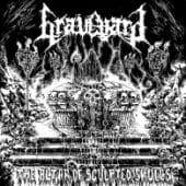 Graveyard (ESP) - The Altar Of Sculpted Skulls (EP) - CD-Cover